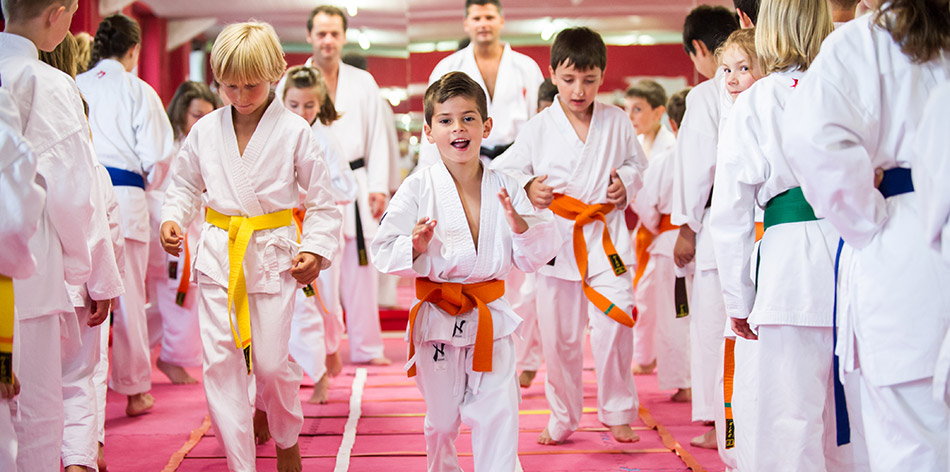 Polysportives Karate